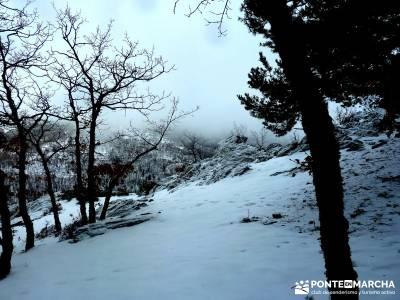 Hayedo de Montejo - Cuerda de la Pinilla; senderos y pueblos; senderos gr españa